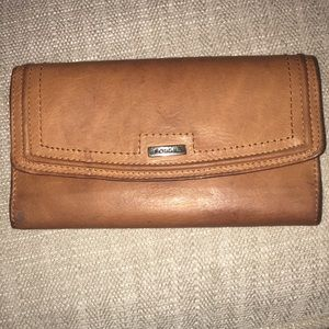 Fossil lady's wallet